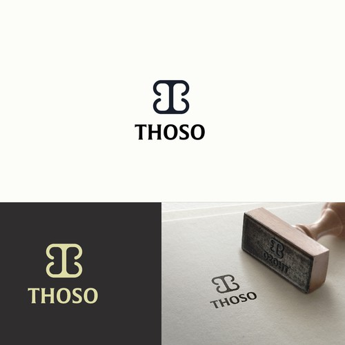 clean logo for thoso