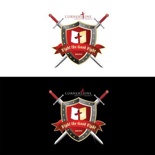 Beautiful Custom Coat of Arms Logo Design