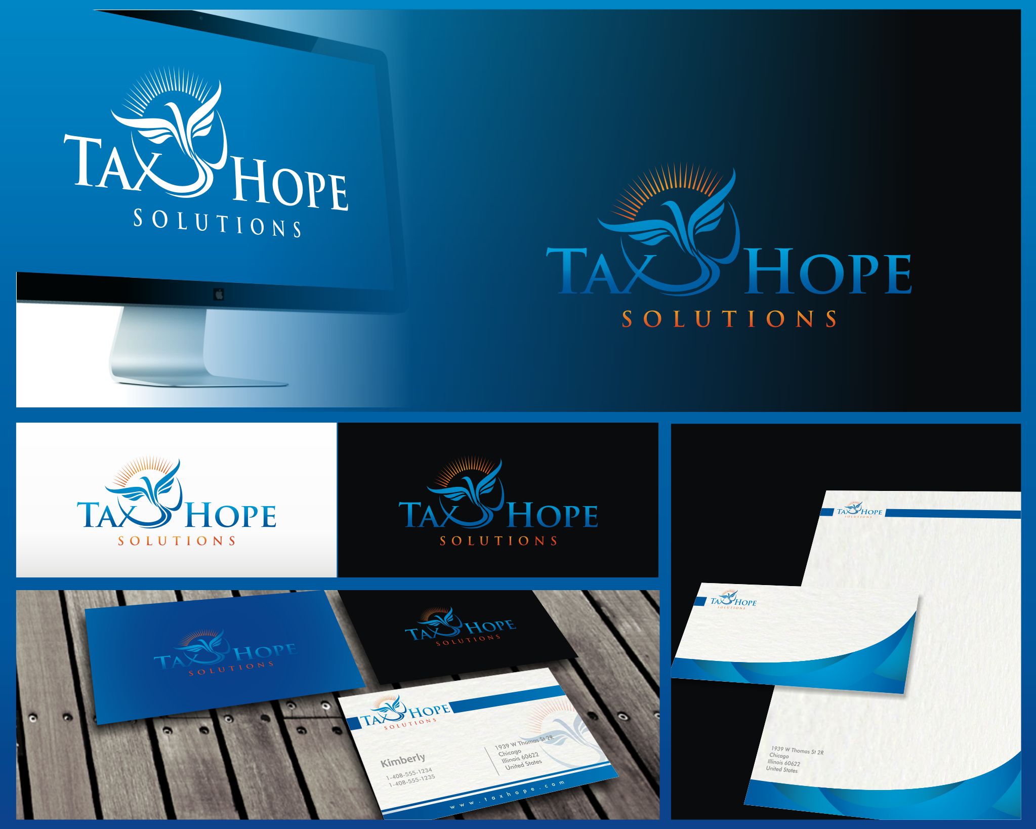New logo wanted for Tax Hope Solutions
