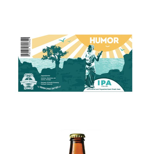 Concept for Cypriot beer