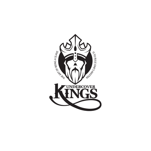 Logo design for Undercover Kings