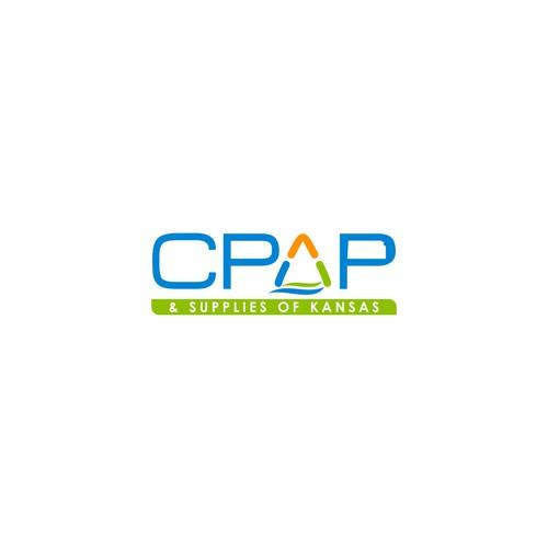 logo for CPAP supplies of Kansas