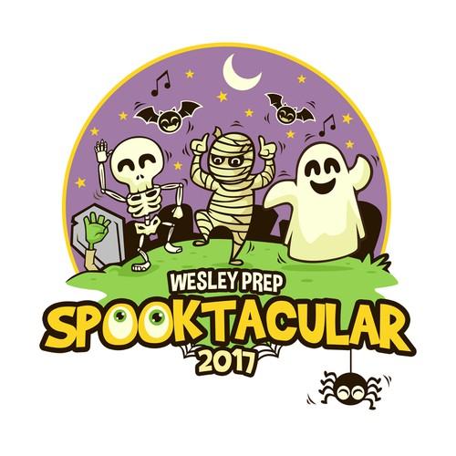 Spooktacular Logo