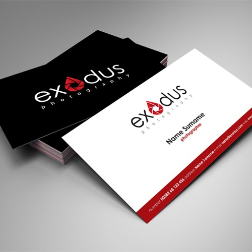 New logo wanted for Exodus Photography