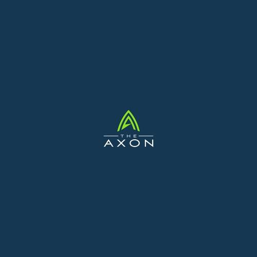 Logo concept for The Axon