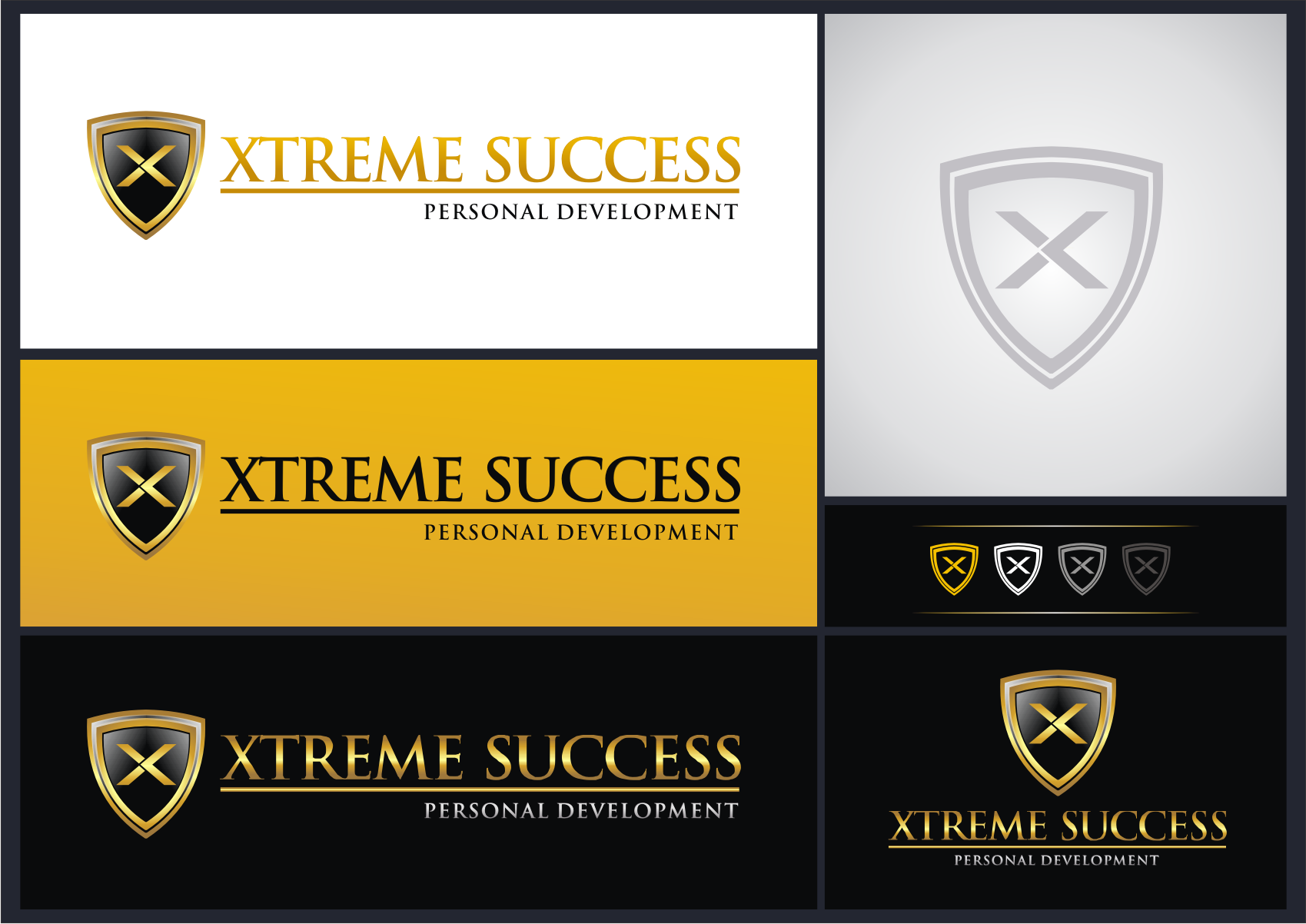 Create the next logo for Xtreme Success