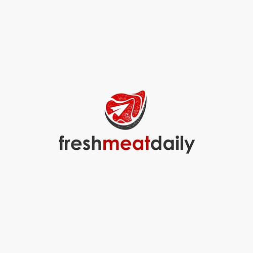 Fresh Meat Daily Logo