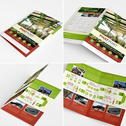 PHATport Solar Structures brochure