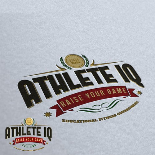 AthleteIQ needs a logo that pops!