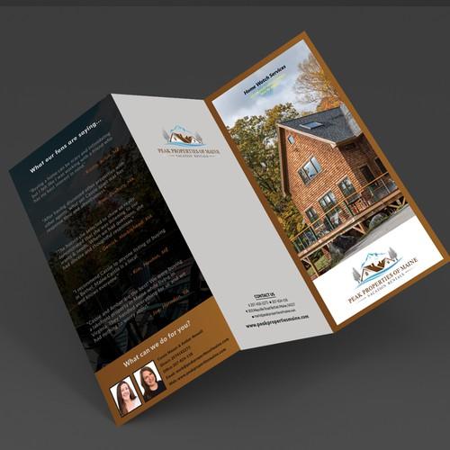 Rental Home Trifold-Brochure
