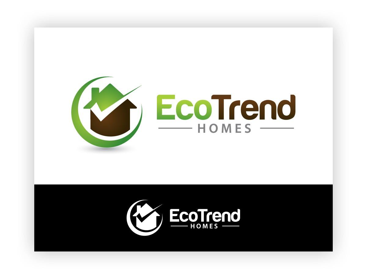 Eco Trend Homes needs a new logo
