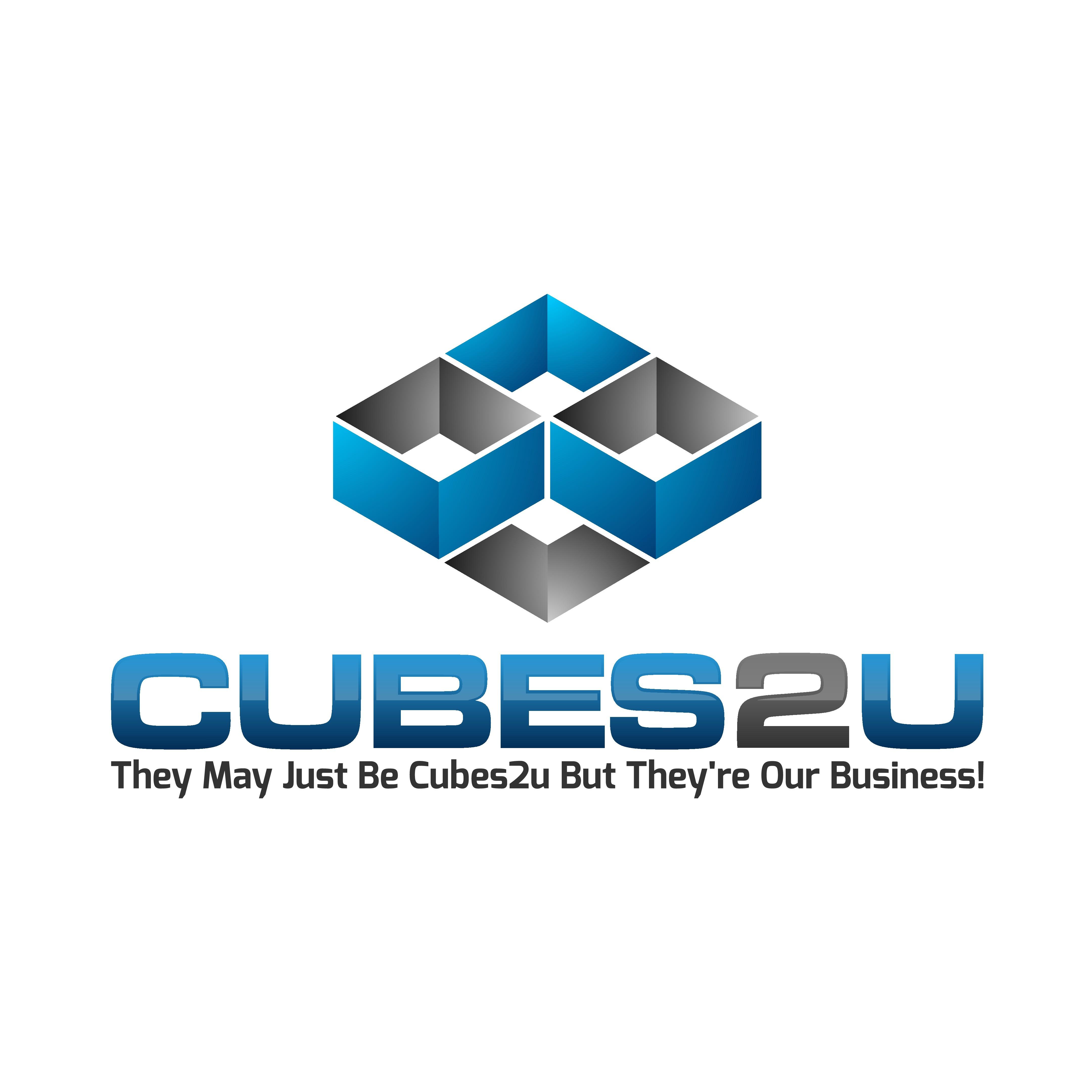 Make boring office furniture fun & modern for Cubes2U