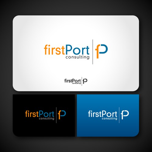 logo for First Port Consulting