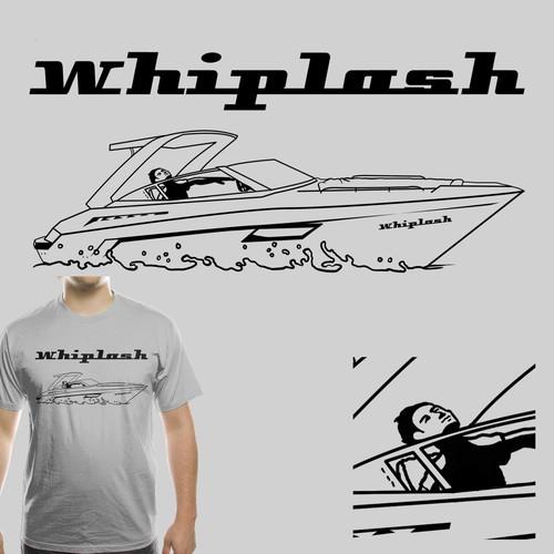 Whiplash Boat