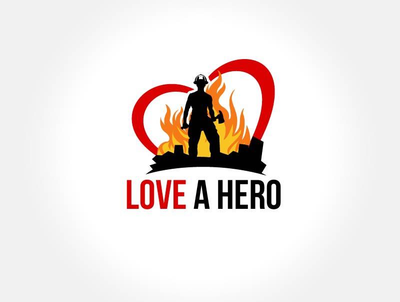 """""""Love A Hero"""" needs a Logo!"""