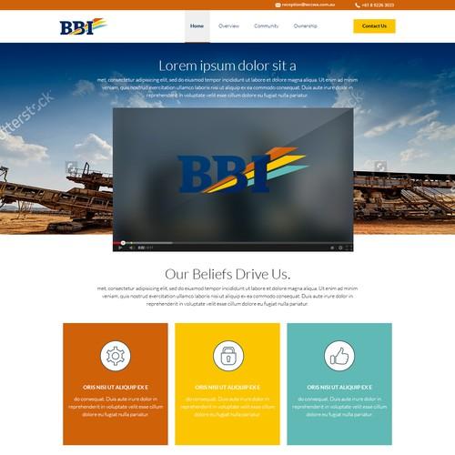 BBI Design Concept