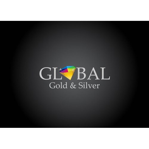 Global Gold & Silver needs a new logo