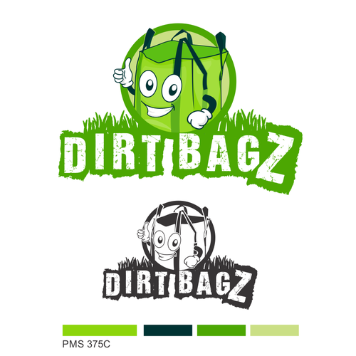 Dirt Bagz needs a fun logo!