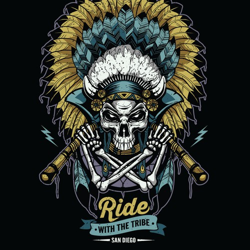 Ride With the Tribe
