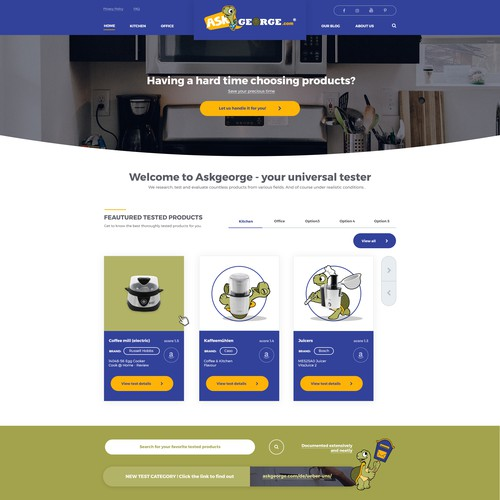 Playful - Corporate web design