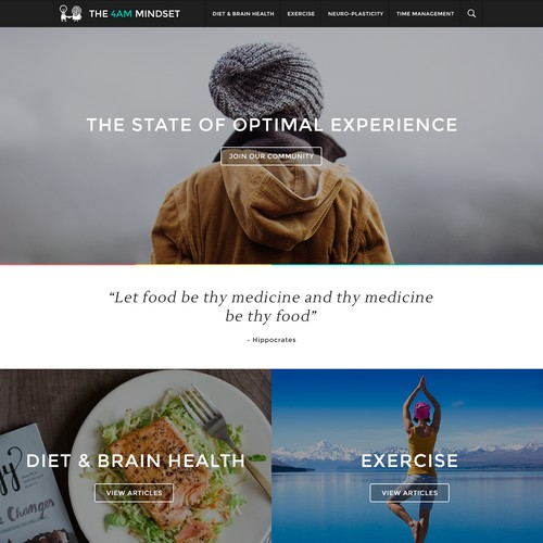 Brand that inspires people to find their purpose in life