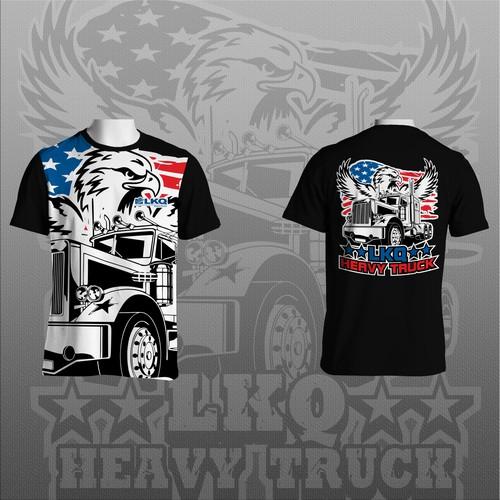 LKQ t-shirt