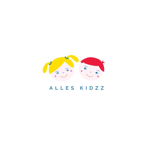 Logo concept for childcare centre.
