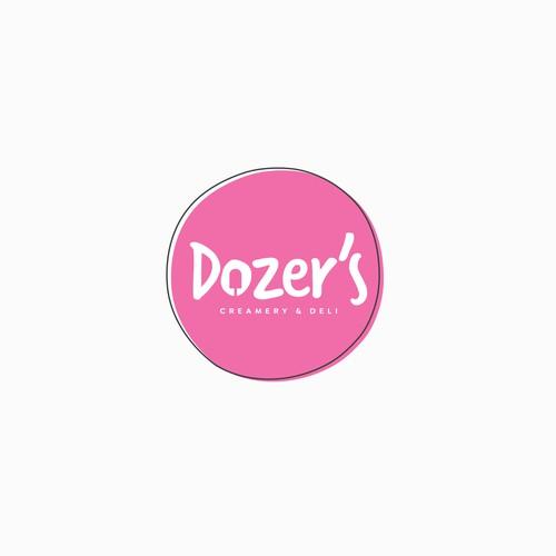 Logo concept for Dozer's