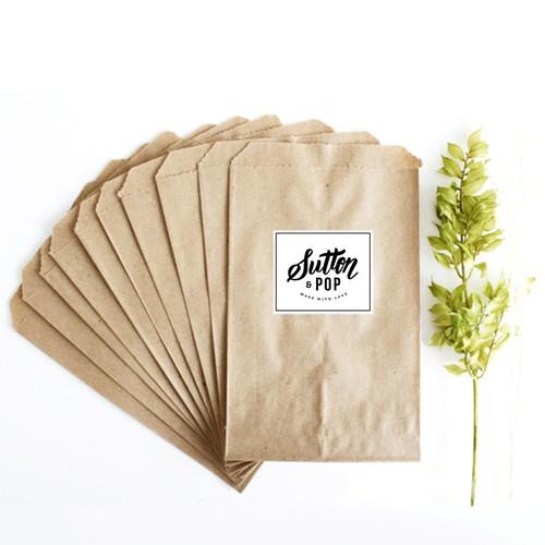 Create a Unique & Modern Logo for Sutton & Pop - a Lifestyle Brand