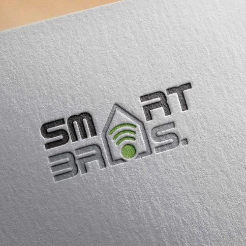 """logo """"Smart bros."""""""