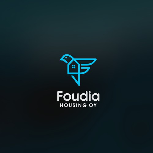 Logo concept for Foudia