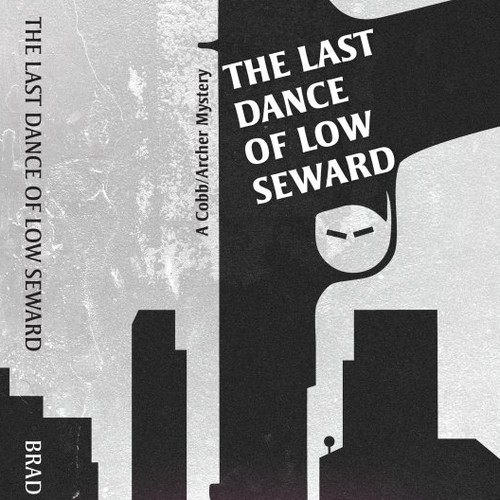 Crime/Mystery minimalist book cover
