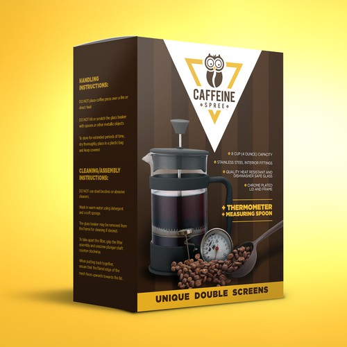 CAFFEINE SPREE