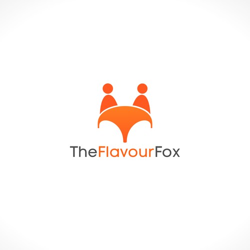 The Flavour Fox Logo