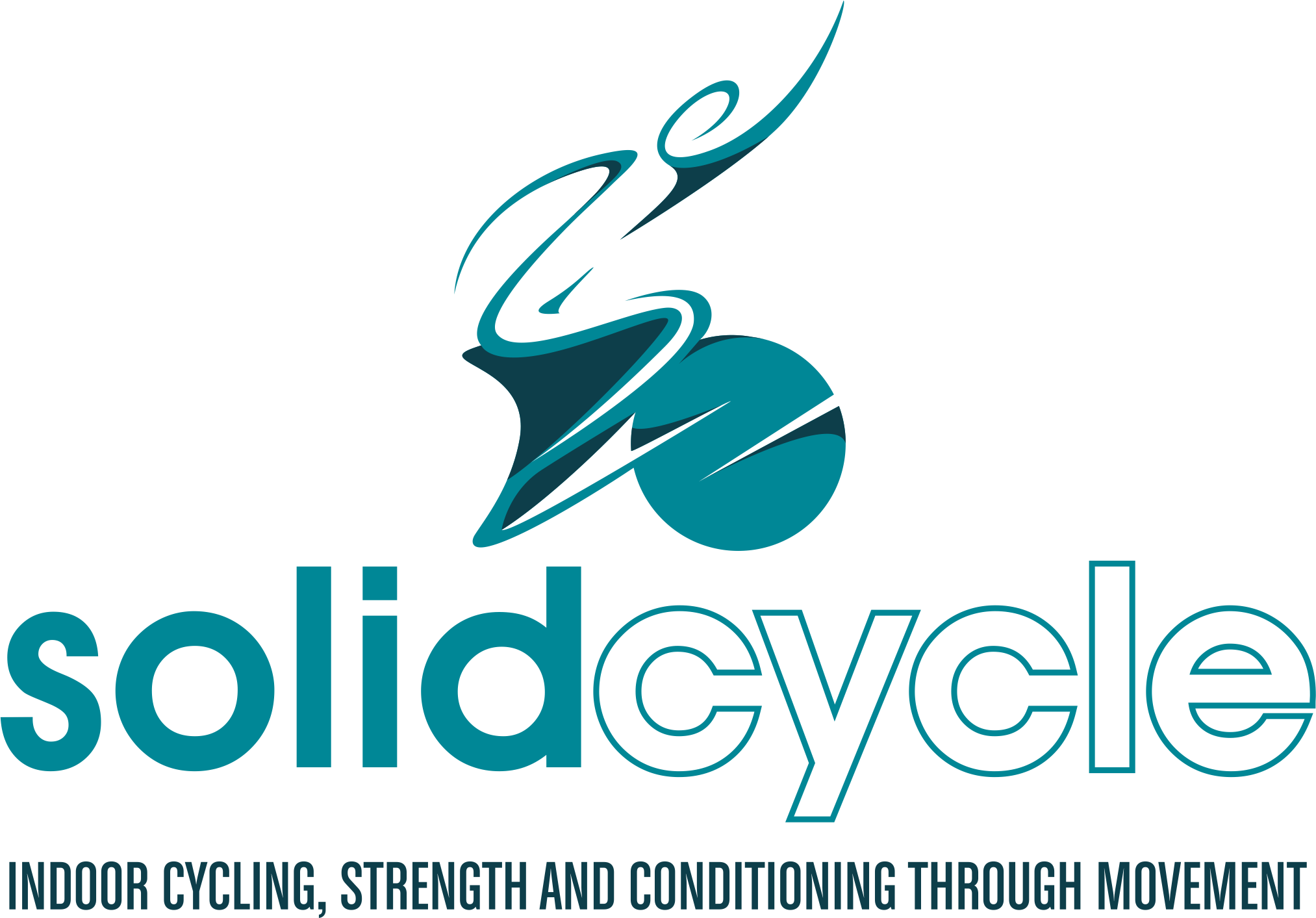 create a cycle style illustration for Solid Cycle