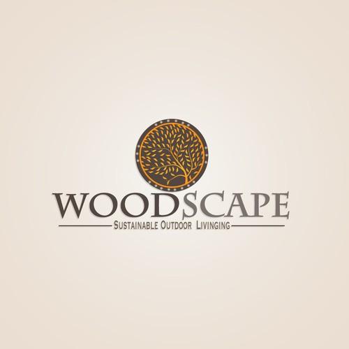 Woodscape needs a new logo