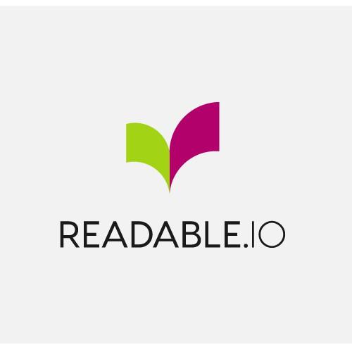 Readable.io branding