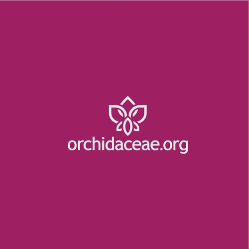 Orchidaceae Logo