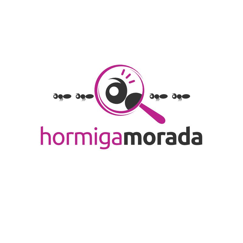 Help Hormiga Morada with a new logo