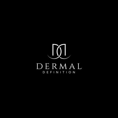 Logo Concept for Dermal Definition