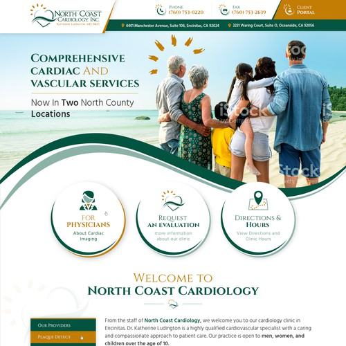North Coast Cardiology medical office