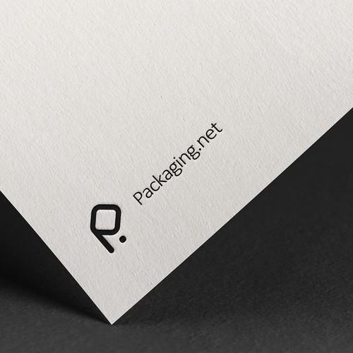 Bold Logo Design for Packaging.net