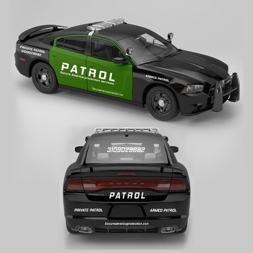 PATROL - Secure America Protection Services