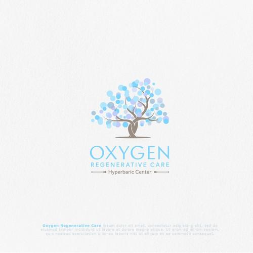 Elegant logo for Oxygen Regenerative Care