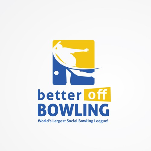 Logo Better off Bowling