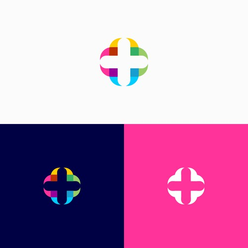 cross medical modern coloring