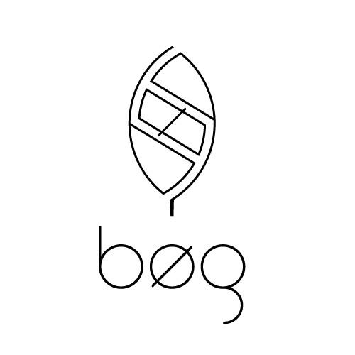 Creative logo for bøg