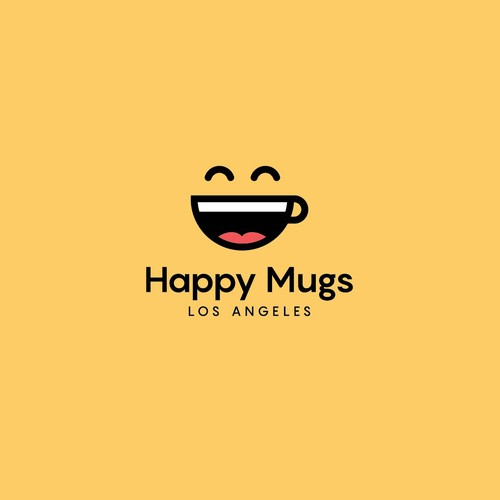 Happy mugs logo