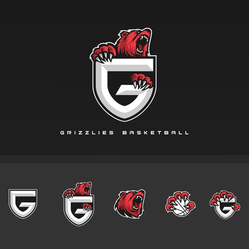 Bears logo for Basketball Team