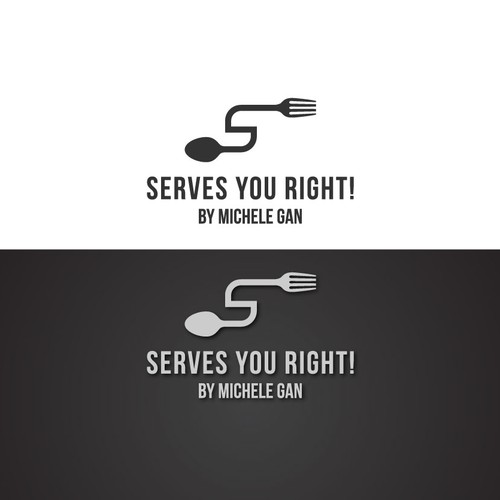 Logo for Serves You Right